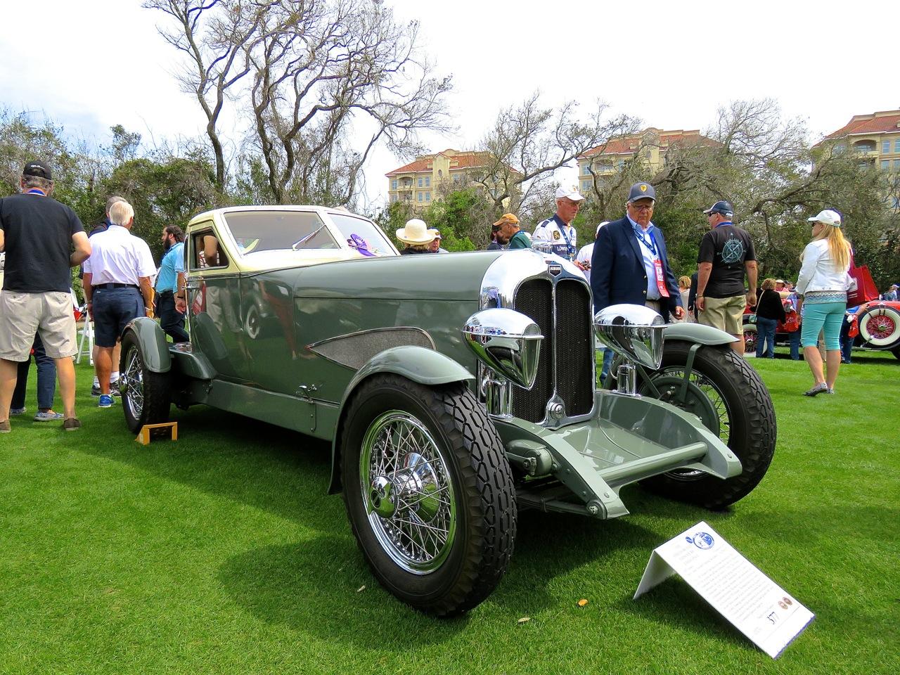 1929 Auburn Cabin Speedster 3