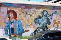 San Antonio - Cattleman Square: La Musica de San Anto