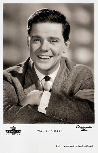 Walter Giller in Charleys Tante (1956)