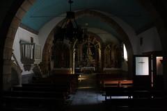 Igreja de Nossa Senhora da Anunciação em Leomil, Almeida