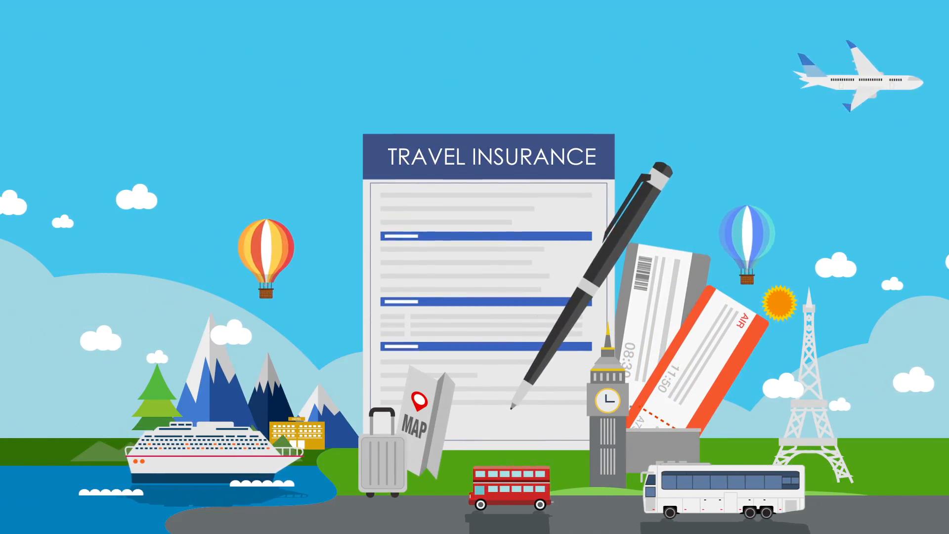 Yang Perlu Dipastikan Saat Memilih Asuransi Perjalanan Bagi Para Traveller