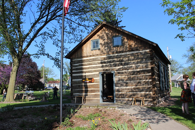 20th Anniversary of Log Cabin Schoolhouse