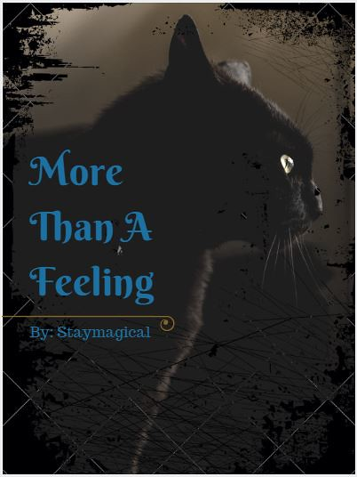 More Than A Feeling book cover