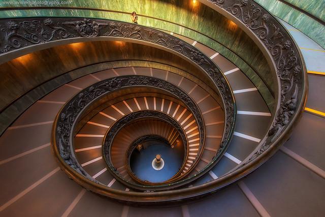 The Spirals @ Vatican Museum
