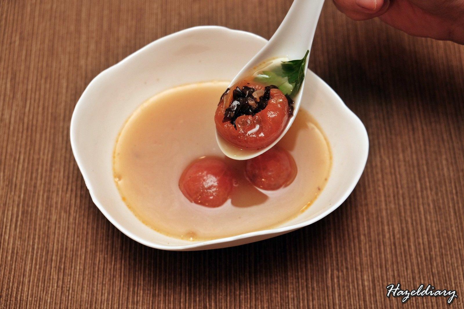 Yellow Pot Six Senses Duxton Road-Chicken Soup