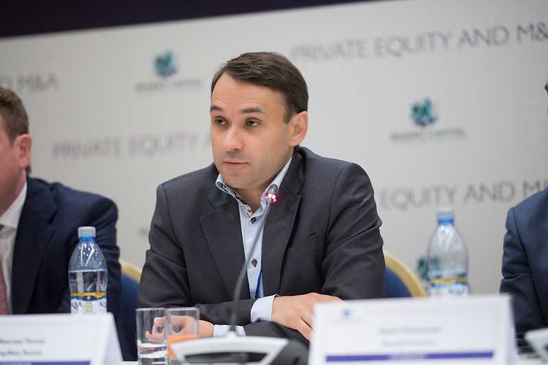 Максим Попов, «PRIVATE EQUITY AND M&A II»