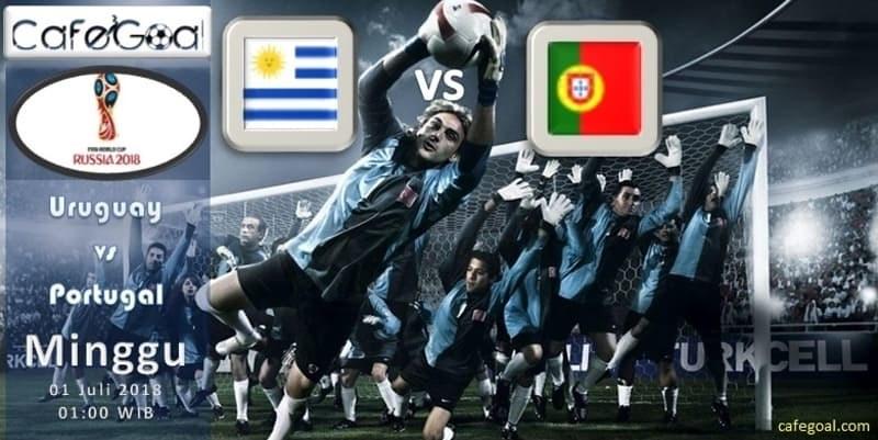 Prediksi Bola Uruguay vs Portugal , Hari Minggu, 01 Juli 2018 – Piala Dunia