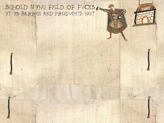 The Glorious Tale Of Bayeux