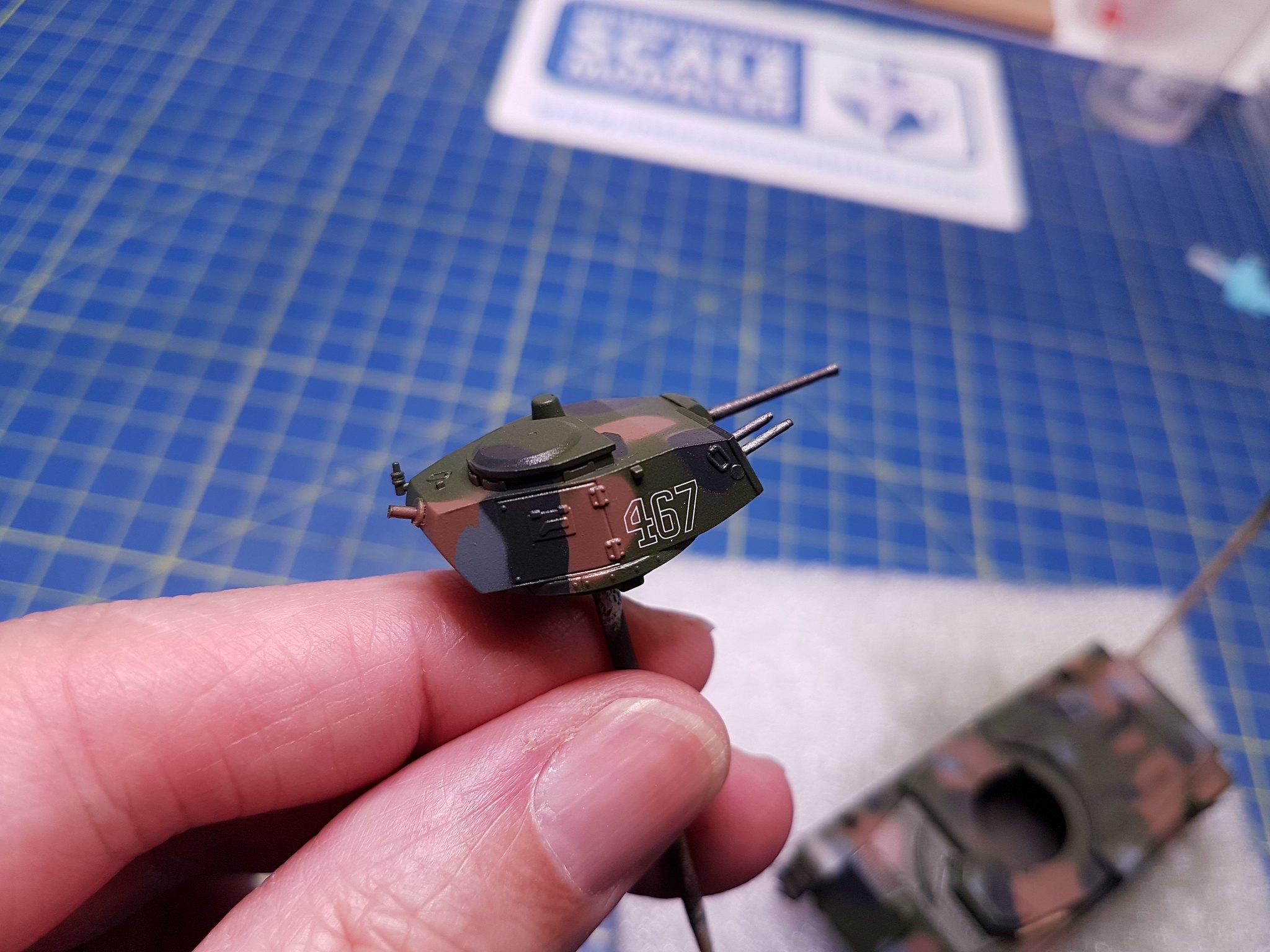 IBG Models 1/72 Stridsvagn m/40L Swedish Light Tank - Sida 2 42423265235_b0e9692808_k