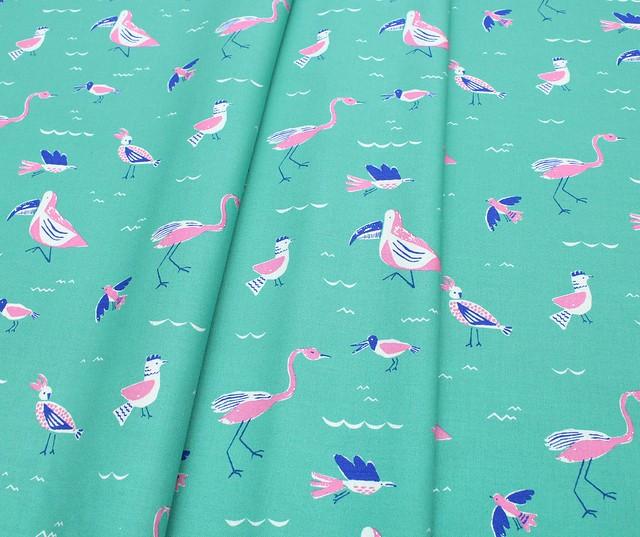 Moda Fabrics Yucatan 16711-19 Yucatan Caribbean