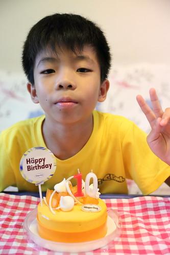 十歲生日快樂