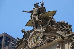 Grand Central Terminal Sculptural Group, New York