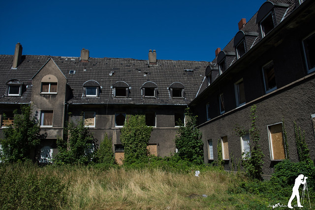 Lost Places: Die Bergarbeiter Siedlung