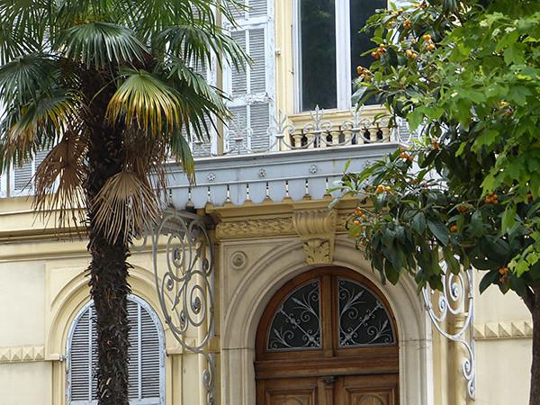 façade nice