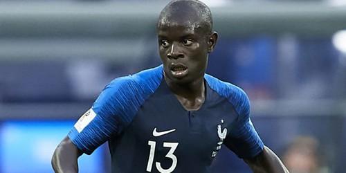 Mbappe: Saya mengatakan Kante untuk bergabung PSG