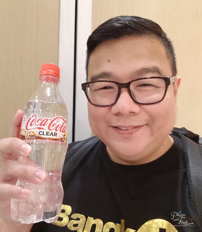 coca cola clear malaysia