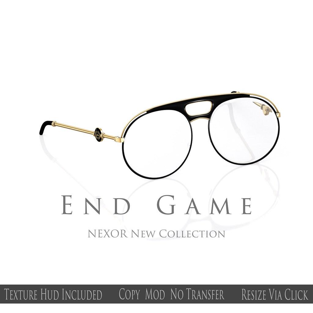 NEXOR – End Game Shadez