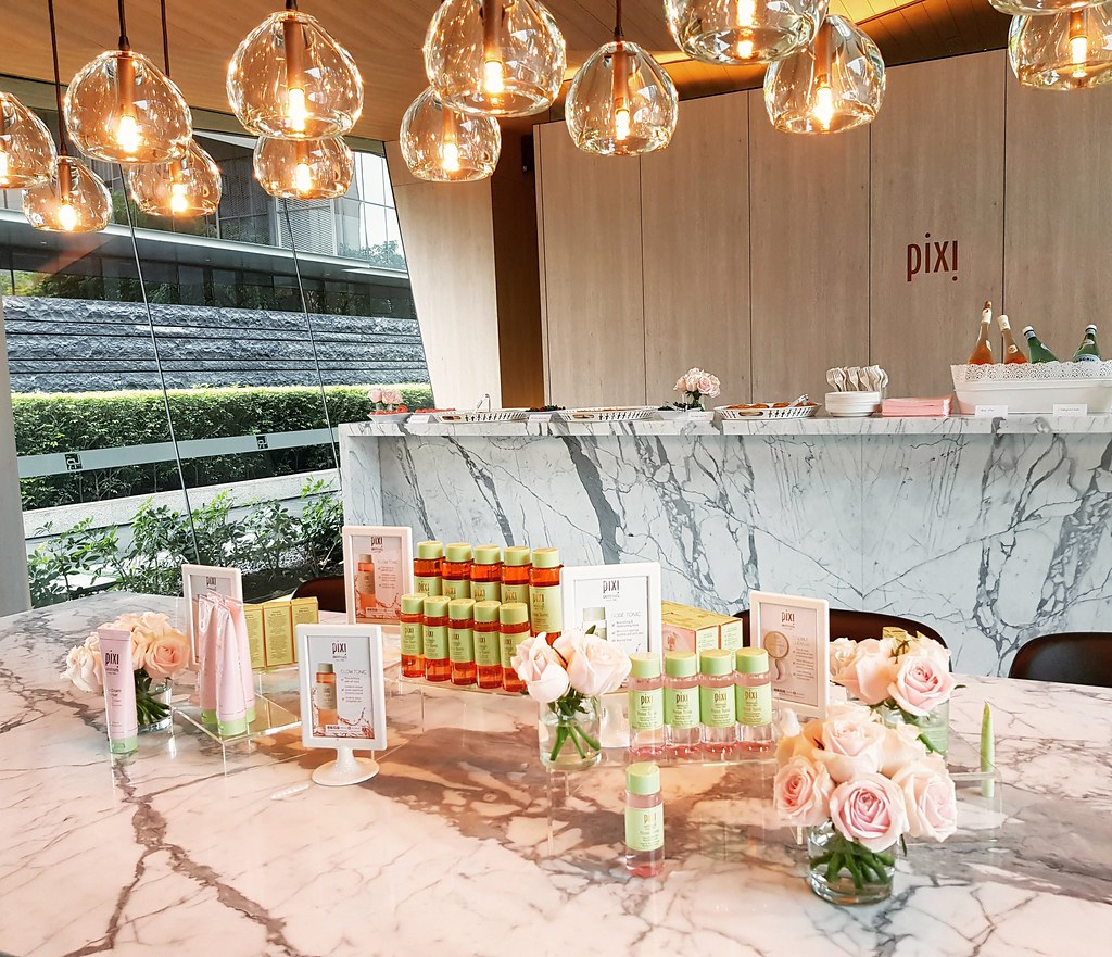 Pixi Beauty SkinTreats Event