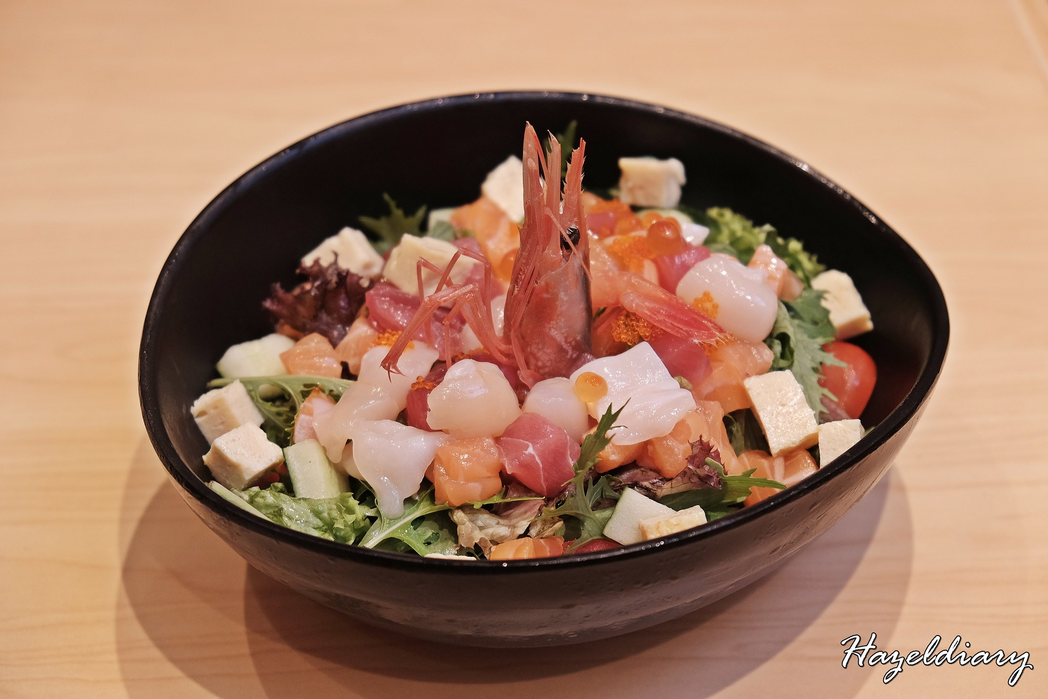 Hokkaido-Ya-bara chirashi Salad