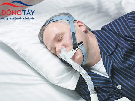 Máy thở CPAP là giải pháp hiệu quả nếu bạn có nguy cơ ngưng thở khi ngủ cao