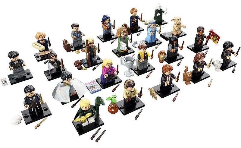 LEGO Harry Potter Collectible Minifigure Series