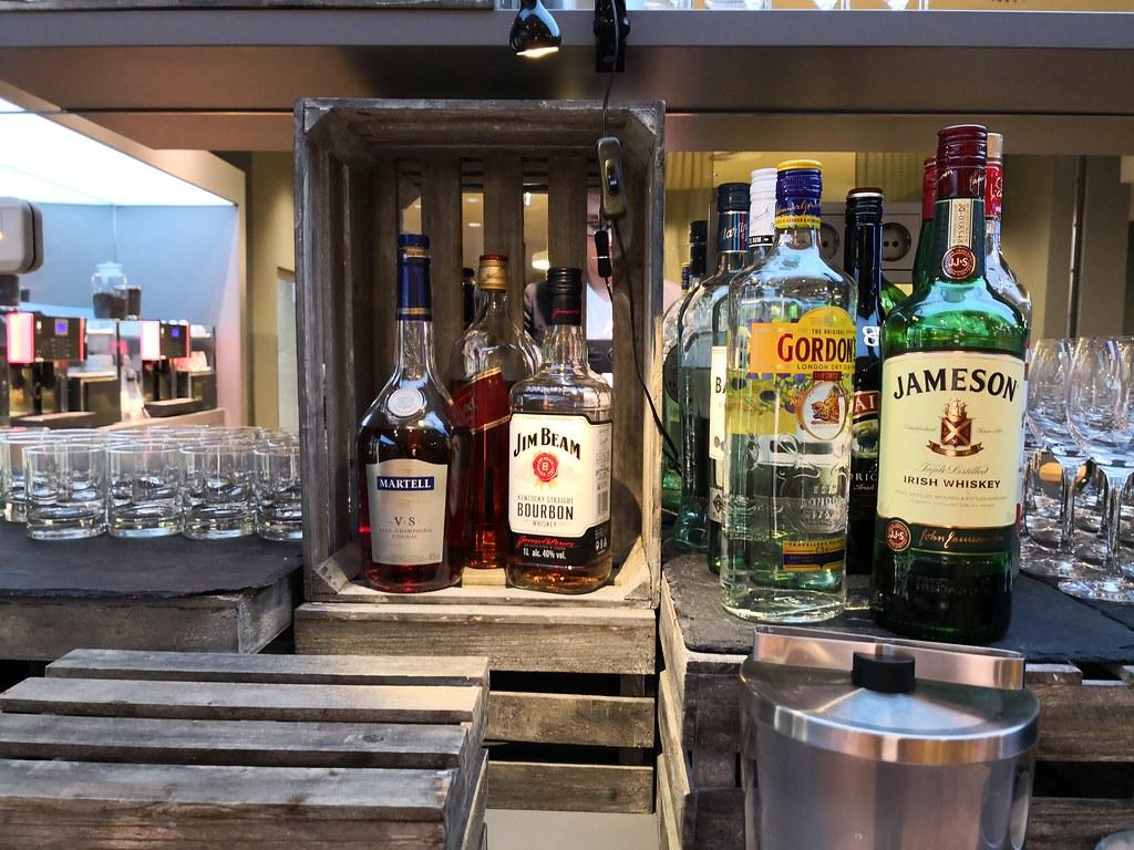 Alcoholic liquors