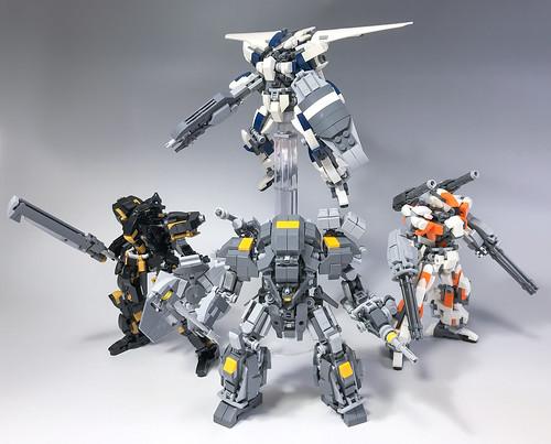 LEGO Robot Mk15 series-05