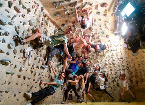 Fantasyclimbing arrampicata Milano