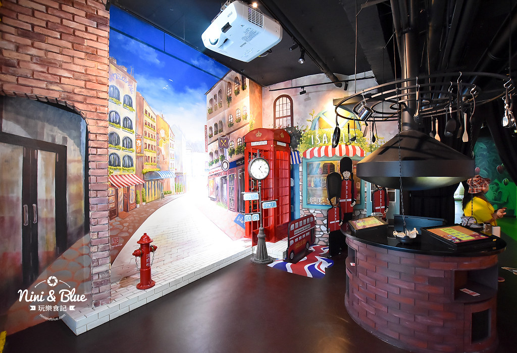 伊莎貝爾數位烘焙體驗館.影音廊道18