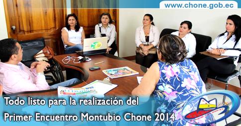 Todo listo para la realización del Primer Encuentro Montubio Chone 2014