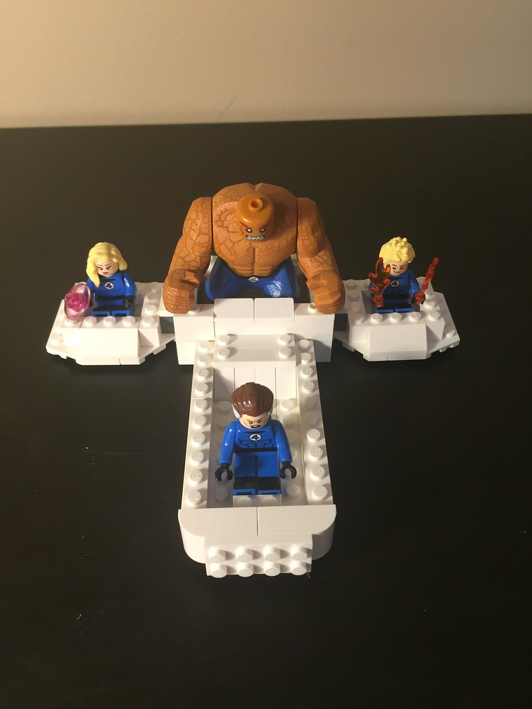 Lego Fantasti-Car