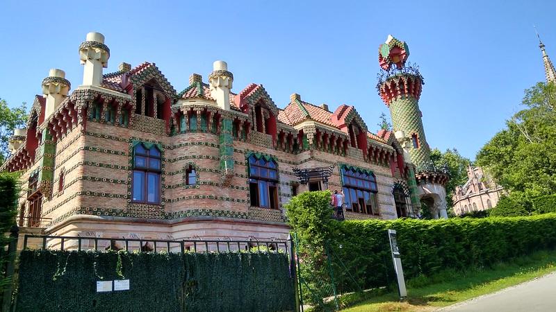 El Capricho de Gaudí 2