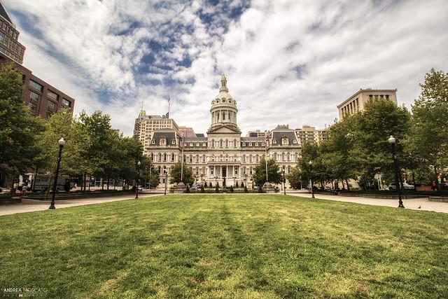 Baltimore City Hall (Maryland)