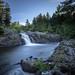 Dead River Falls by Rudy Malmquist