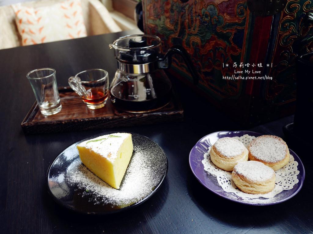 台北一日遊迪化街老屋爐鍋咖啡下午茶輕食蛋糕 (8)
