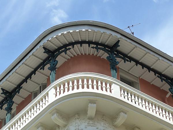 Sous les toits de Nice