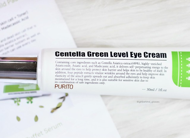 Purito Centella Green Level Eye Cream2