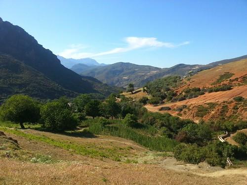 Talassemtane National Park - Morocco