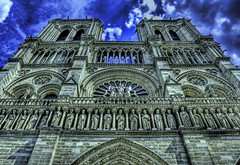 Notre Dame at Noon