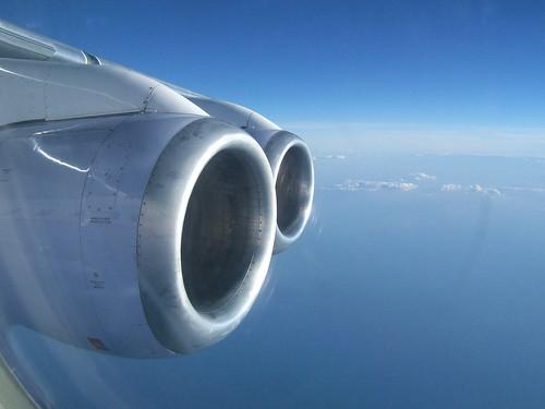 BAe146 engines