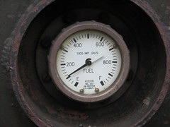 Niveau de carburant - Fuel gauge
