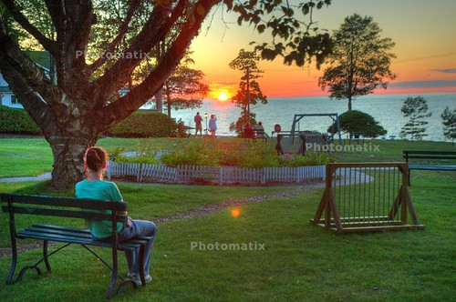 sunset michigan lakemichigan bayview hdr petoskey littletraversebay martinmcreynolds upnorthmichigan