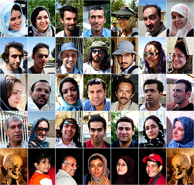 Mosaic of Hamadan Gathering from Flickr via Wylio