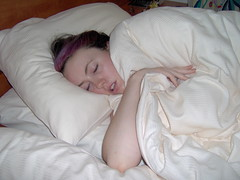 Lianne Asleep