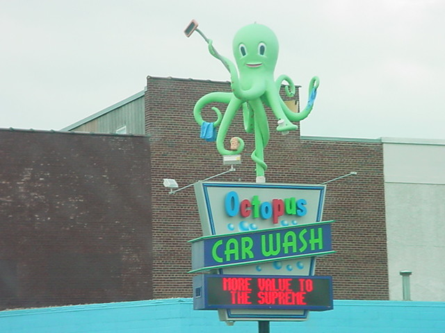 Octopus Car Wash Madison: Photo