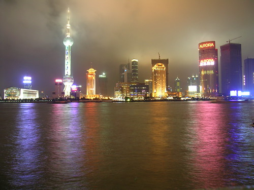 "Shangai from the book ""Around the World in 80 Days"" by Jules Verne"