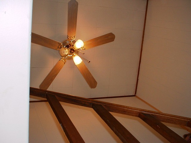 Foyer Ceiling Fan Light : Ceiling fan in back foyer flickr photo sharing