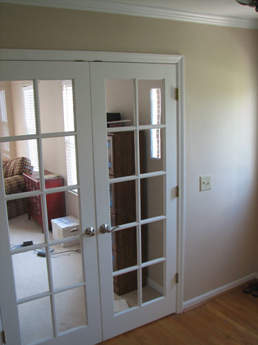 French doors to living room flickr photo sharing for Living room designs with french windows