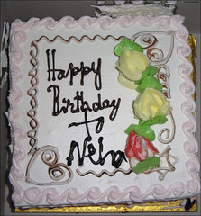 Galleries Neha birthday cake Flickr - Photo Sharing!