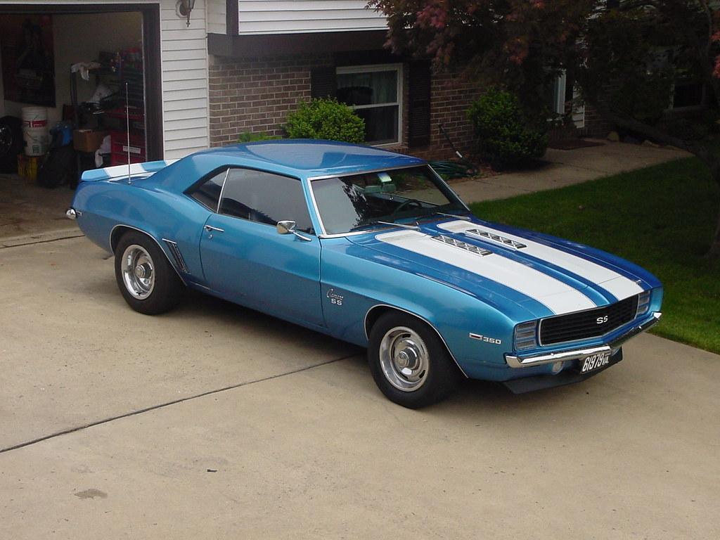Used 1969 Chevrolet Camaro For Sale  CarGurus